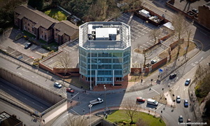 Advantage, 83-87 Castle Street, Reading, Berkshire RG1 aerial photograph