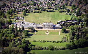 Caversham Park Reading aerial photograph