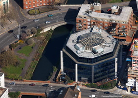 Sapphire Plaza, Watlington Street, Reading RG1 aerial photograph