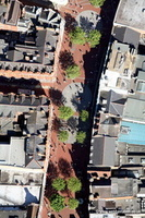 Broad St Reading RG1 aerial photograph