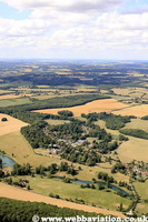 Latimer   Buckinghamshire aerial photograph