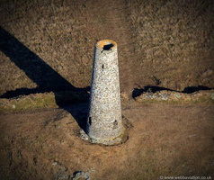 Daymark   from the air