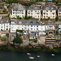 riverside cottages in Fowey Cornwall