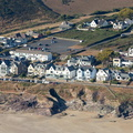 New Polzeath  from the air