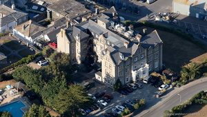 The Metropole Hotel_Padstow from the air