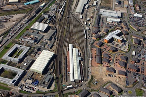 Etches Park TMD aerial photo