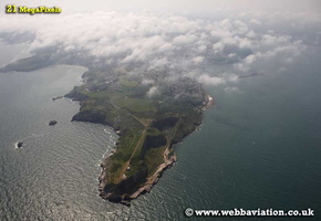 Berry Head Devon aerial photograph