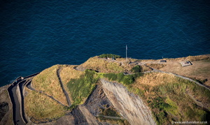 Capstone Point Ilfracombe aerial photograph