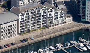 Beaufort House, Mariners Court,  Plymouth PL4  aerial photograph