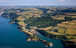 Watermouth aerial photograph