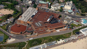 Bournemouth International Centre  from the air