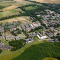 University of Sussex Brighton East Sussex  aerial photograph