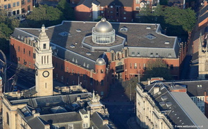 Hull Combined Court Centre   aerial photograph