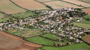 Alderton aerial photograph