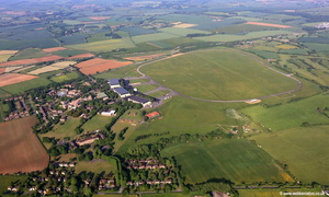 RAF South Cerney aerial photograph