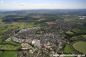Ross-on-Wye--aerial-ic10734