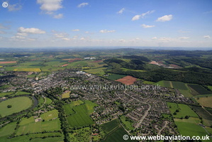 Ross-on-Wye aerial photographs