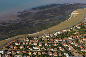 Birchington from the air