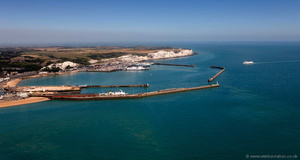 Port of Dover from the air