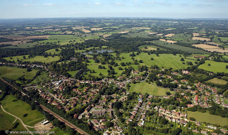 Leigh Kent from the air