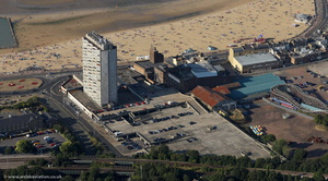 Arlington House, Margate from the air