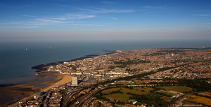 Margate from the air