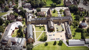 Tonbridge School Tonbridge Kent England Kent England UK aerial photograph