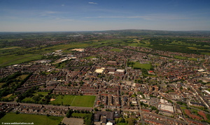 Atherton  from the air