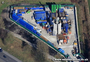Fracking Barton Moss aerial ic02100