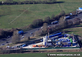 Fracking Barton Moss aerial ic02155