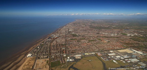 Blackpool panorama from the air