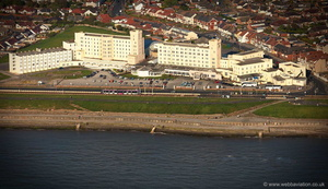 Norbreck Castle Hotel Blackpool  from the air