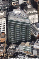 Chancery Place  Manchester aerial photograph