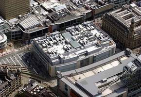 archive-old Manchester aerial photos