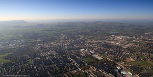 Nelson Lancashire from the air