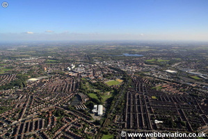 Wigan from north ic25447