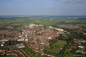 Melton Mowbray aerial photographs