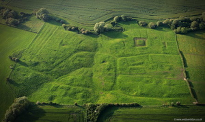 North Marefield deserted medieval village