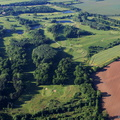 Kenwick Park Golf Club Lincolnshire  from the air