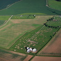 RAF Stenigot  from the air