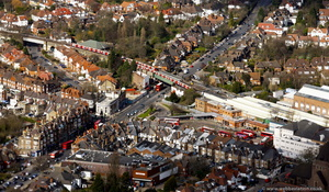 Golders Green, London NW11  aerial photo