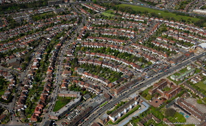 Golders Green, London  aerial photo