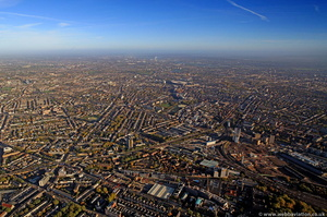 Camden Town from the air