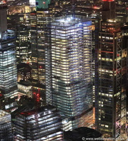 100 Bishopsgate  London aka the Scapel from the air