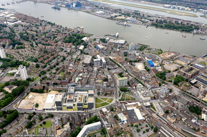 Woolwich from the air