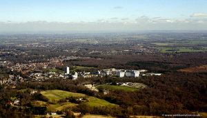 Havering  aerial photo