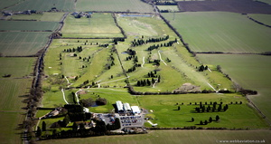 Top Meadow Golf Course London  aerial photo