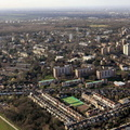 Wimbledon Park Rd London SW19 6NL  from the air