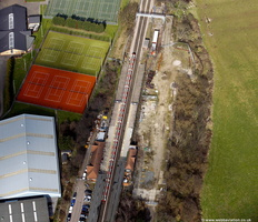 aerial photograph by www.webbaviation.co.uk