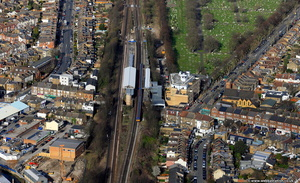 Earlsfield railway station ib00834